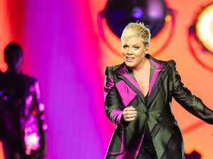 Life on the road with Pink