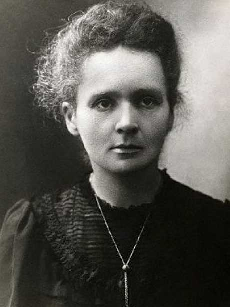 Marie Curie is the female who did the most to change the world.