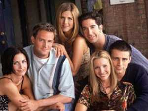 Friends star joins Will & Grace