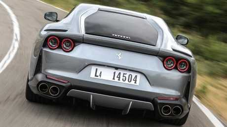 Supplied Cars Ferrari 812 Superfast