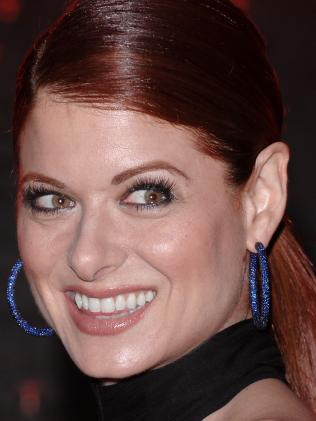 Actress Debra Messing. Picture: AP