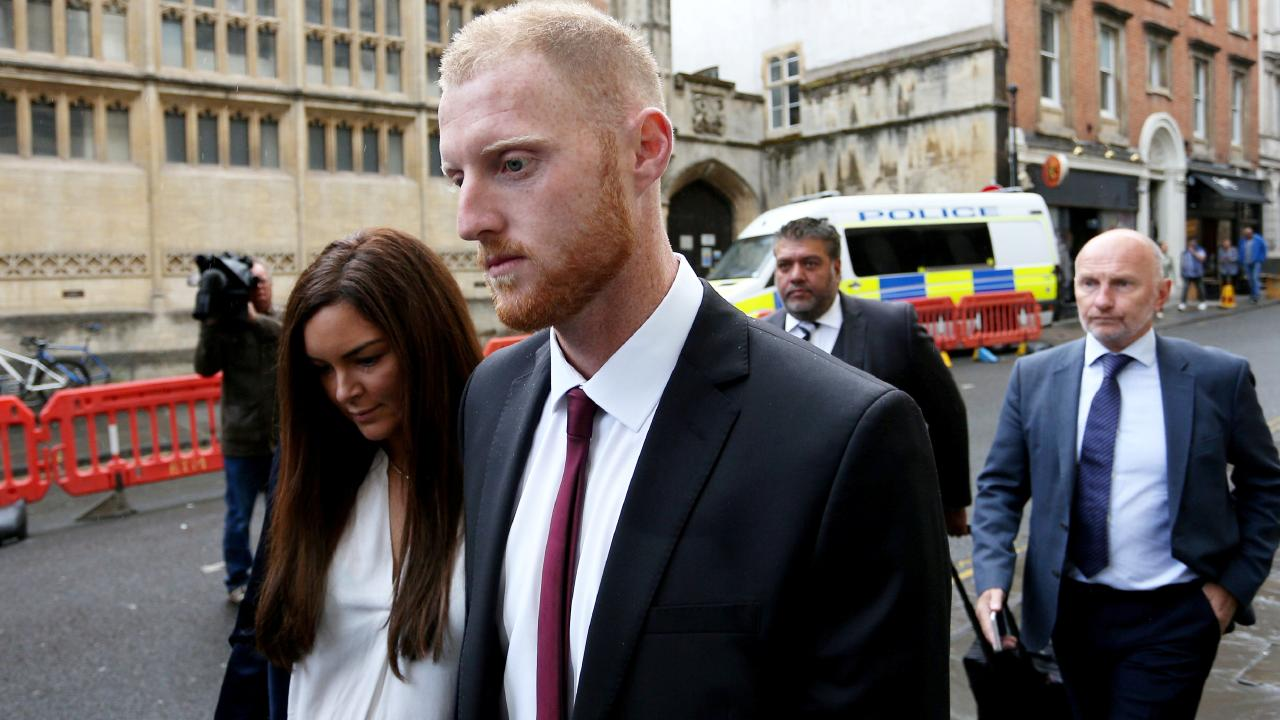 Star England cricketer Ben Stokes is fighting a charge of affray.