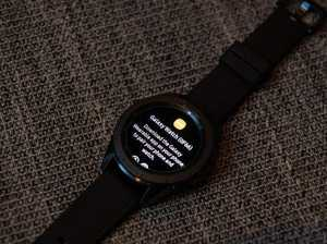 Samsung Galaxy Watch will tell you to breathe