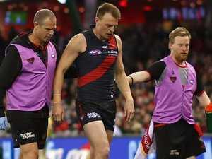 Goddard knee fears, Saad concussed