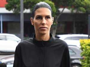 Sara Huegill has shoplifting charges dropped