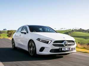 LAUNCHED: Mercedes-Benz A-Class sets new technology standard
