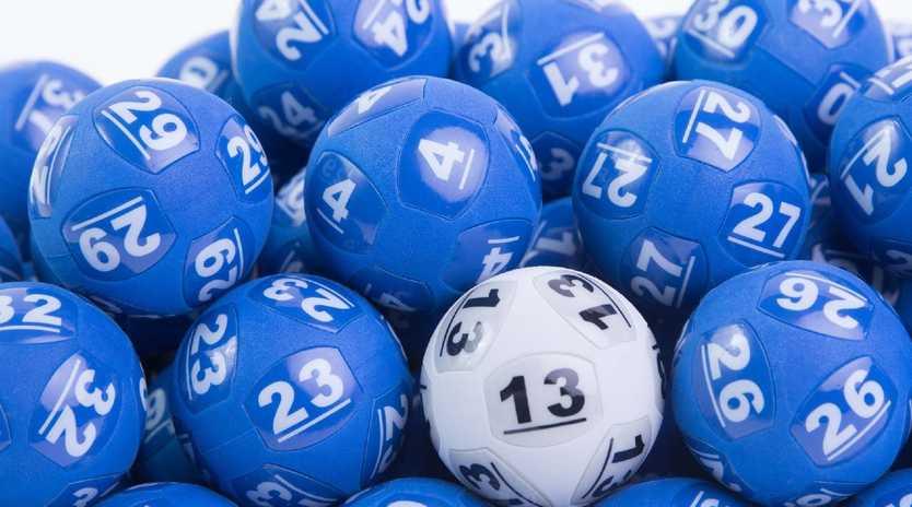 Powerball rises to $100 million next week. Generic Powerball photo.