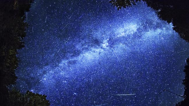 Look up for the Perseid meteor shower this weekend