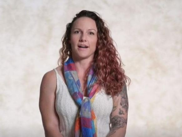 Single women like Megan who are involved in the swinging scene are called 'unicorns'. Picture: ABC