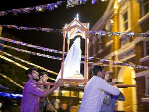 Colourful feast celebrates Mother Mary
