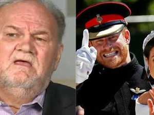 Thomas Markle 'lied to Harry'