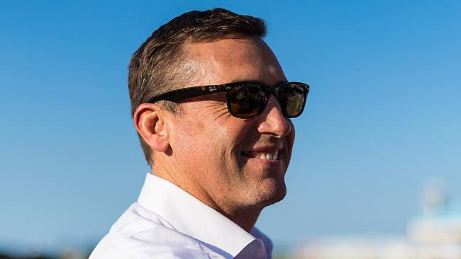 Trainer Tony Gollan. Picture: AAP