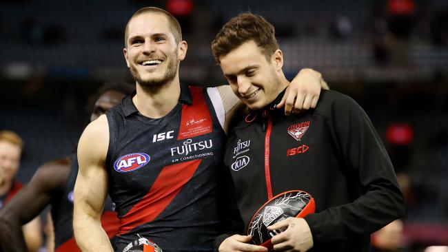 Essendon is still in the finals race. Picture: Getty Images