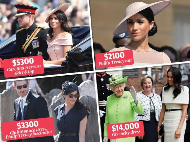 Meghan, the Duchess of Sussex, has a flair for fashion.