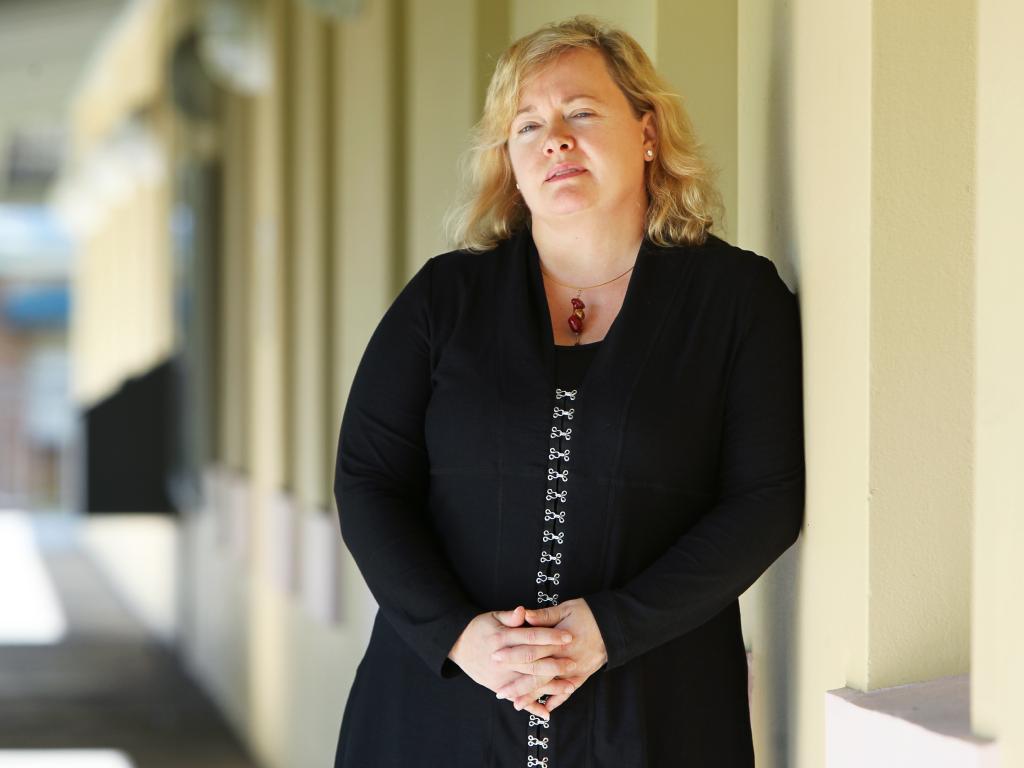 Pregnancy expert Professor Hannah Dahlen from the University of Western Sydney.