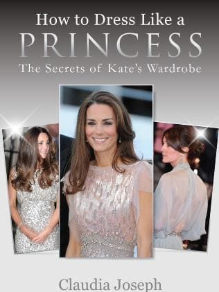The new book How to Dress Like a Princess.