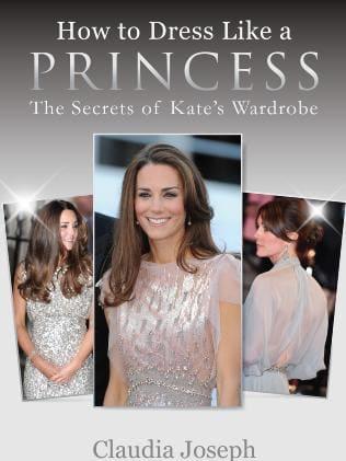 The new book How to Dress Like a Princess.