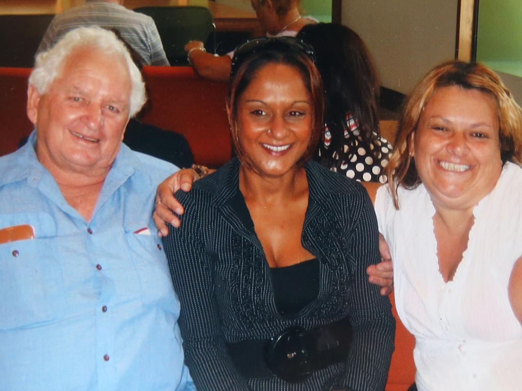 Advocate Arthur Thornhill, Anu Singh and Roxanne Dargaville at a court appearance. Picture: Supplied