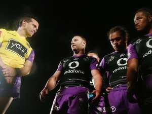 Warriors classy farewell to ref Cecchin