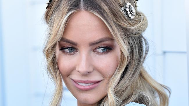 End of an era for Myer, as ambassador Jennifer Hawkins reportedly steps down. Picture: AAP Image/Julian Smith.