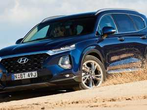 Hyundai Santa Fe family SUV needs no options