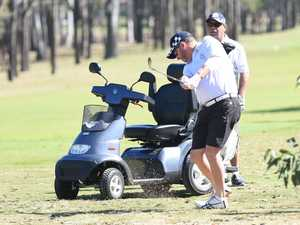 Men of League Golf Day Hervey Bay