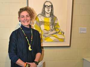 Rocky artist's meaningful work earns her award