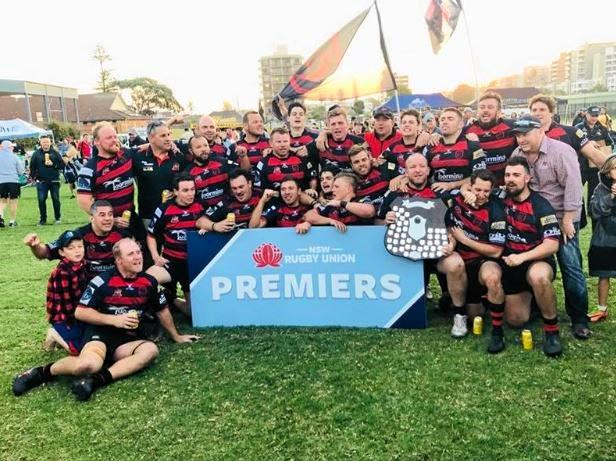 The Coffs Harbour Snappers claimed the Mid North Coast Rugby first grade premiership downing the Hastings Valley Vikings 21-14.