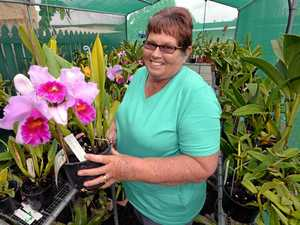 A blooming affair for Childers