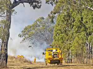 Preparing for an intense fire season