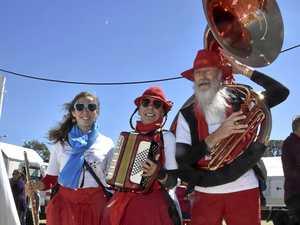 BUMPER GALLERY: Cultural festival delights city