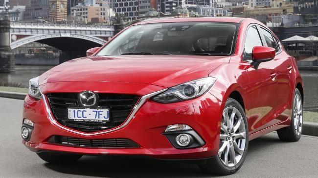2014 Mazda3 XD Astina diesel