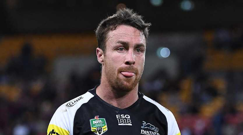 James Maloney has been playing injured since Origin.