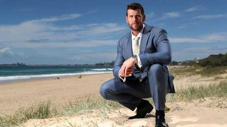 Corporal Roberts-Smith denies the allegations against him. Picture: Peter Wallis