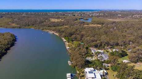 The vendor purchased 261 Wyampa Rd, Bald Hills 20 years ago for $450,000.