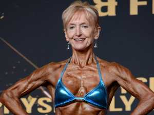 Granny bodybuilder's workout will blow your mind