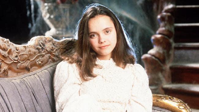 Christina Ricci in Casper.
