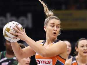 Giants ready for Lightning strike in Super Netball
