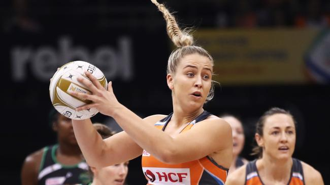 Jamie-Lee Price says the Giants are ready to fly high in the preliminary final.