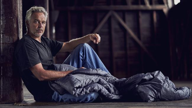 Cameron Daddo volunteered to appear in Filthy Rich and Homeless on SBS.