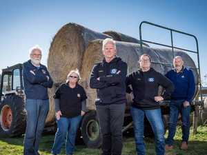 Victorian farmers dig deep to help drought-stricken mates