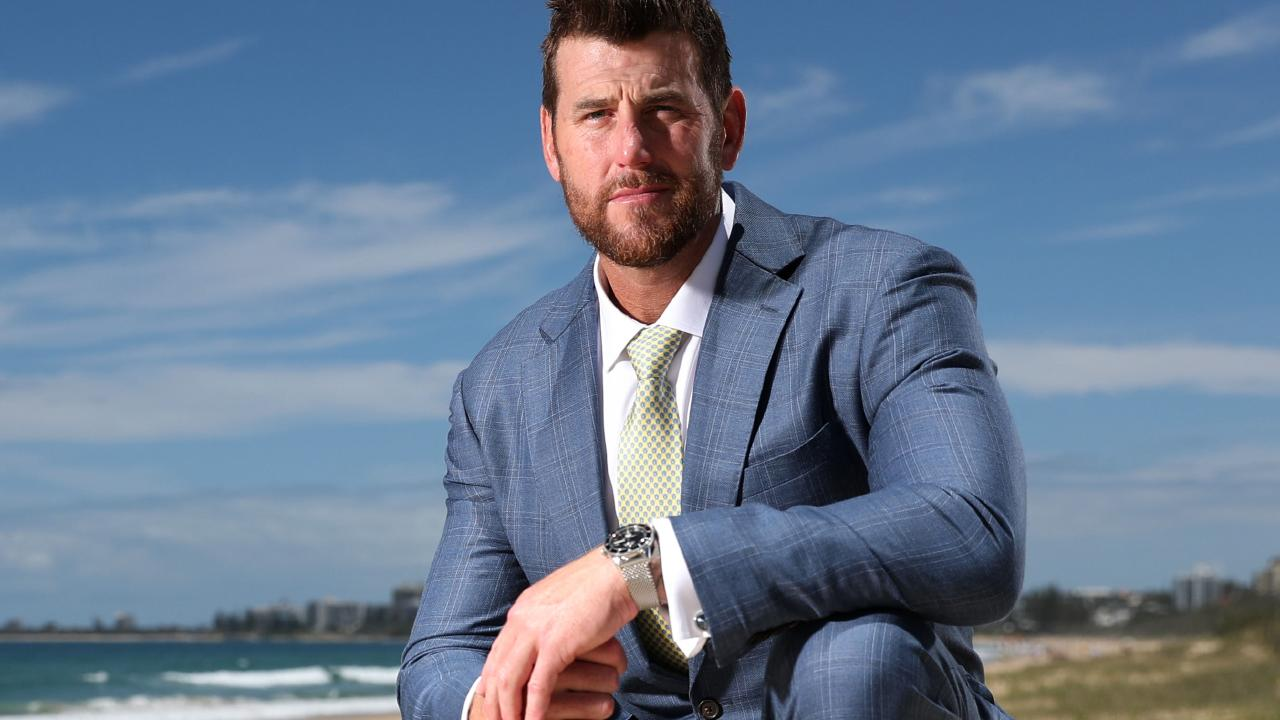 Decorated war veteran Ben Roberts-Smith has denied serious allegations against him published by Fairfax Media. Picture: Peter Wallis