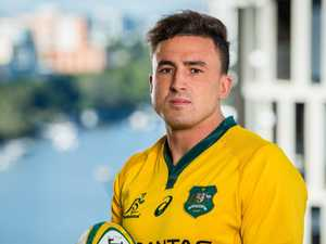 Wallabies rookies make Bledisloe cut
