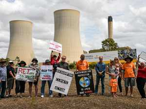 Stanwell Power Station in line of fire at community forums