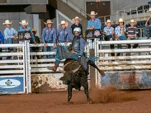 Calliope teen wins buckle in Texas for brilliant bull riding