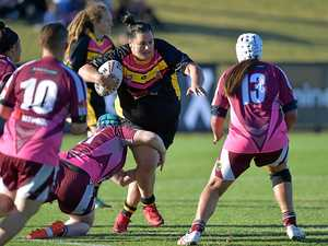Snakes triumph in Sunshine Coast women's rugby league final