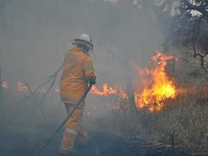 Bush fire season will begin early, RFS announces