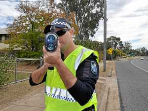 Man clocked at 153km/h on Burnett Hwy