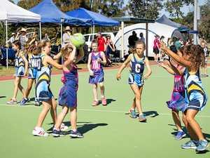 Ballina netball carnival