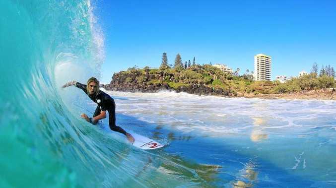 Meet future stars of Coast's surfing scene